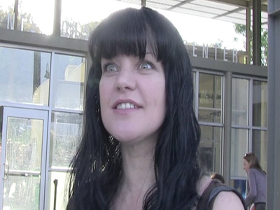 Pauley Perrette -- Claims Second Attack By Homeless Man