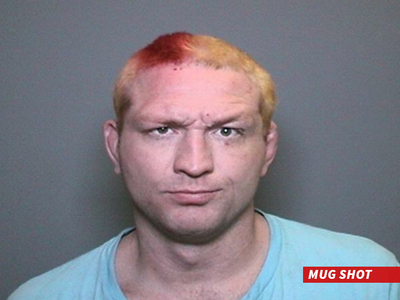 Mayhem Miller -- Busted For DUI ... Cops Prepared For War (Update: Mug Shot)