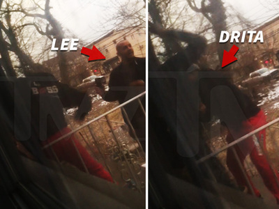 'Mob Wives' Drita D'Avanzo -- Beatdown Caught on Camera ... Victim Hospitalized (VIDEO)