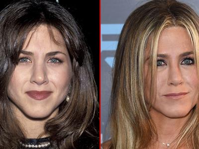 Jennifer Aniston -- Good Genes Or Good Docs?