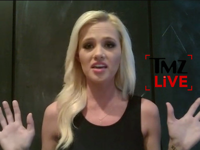 TheBlaze's Tomi Lahren -- No Black Panthers for Me, Beyonce ... But I'm Down with MLK (TMZ LIVE VIDEO)