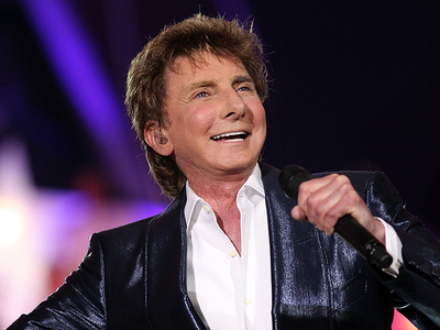 Barry Manilow -- My Doctor Won't Let Me Rap