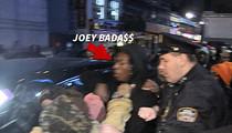 Rapper Joey Bada$$ -- Brawls Outside Kanye's Show ... Don't Call Me A$AP Rocky, Bruh! (VIDEO)