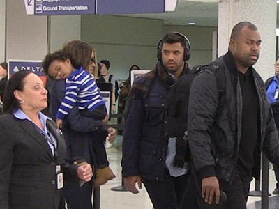 Ciara and Russell Wilson -- Mum on Mommy  (VIDEO)