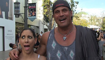 Jose Canseco -- Threatens Daughter's BF ... Treat Her Right or I'll Shoot You