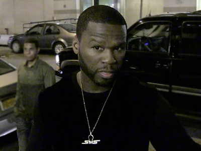50 Cent -- My Creditors Are Trying to Make Me a Slave