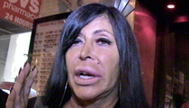 'Mob Wives' Big Ang -- Rep Says Still Alive ... Fighting For Her Life