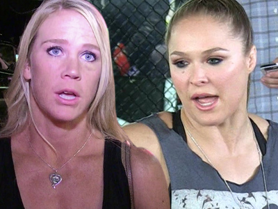 Holly Holm -- Reacts to Ronda's Suicide Comments ... 'She'll Be Stronger Mentally'