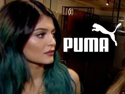 PUMA -- Stick It, Kanye ... We Signed Kylie!!!
