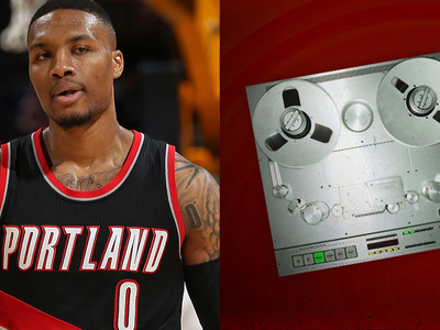Damian Lillard -- Raps About All-Star Snub ... Don't Underestimate Me