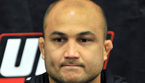UFC's BJ Penn -- Calls BS On Assault Claims ... I'm Being Extorted (UPDATE)