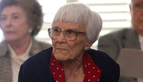 Harper Lee -- 'To Kill a Mockingbird' Author Dies at 89