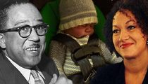 Rachel Dolezal -- Baby Name Gets One Fist Up From Langston Hughes Estate