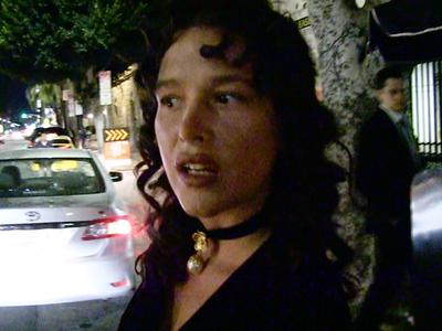 Harvey Weinstein Accuser Paz de la Huerta Rushed to Hospital