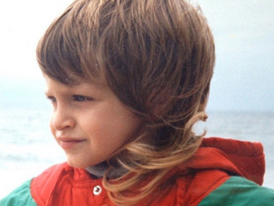 Guess Who This Little Mullet Man Turned Into!