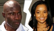 NFL's Terrell Davis -- Beauty Queen Wife Files for Divorce