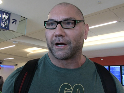 Dave Bautista -- Calls Out Vince McMahon ... 'You F**ked Titus O'Neil' (VIDEO)