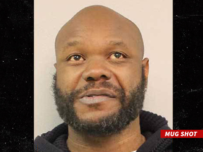 Ex-Titans LB Keith Bulluck -- Busted for DUI ... Hits Light Pole