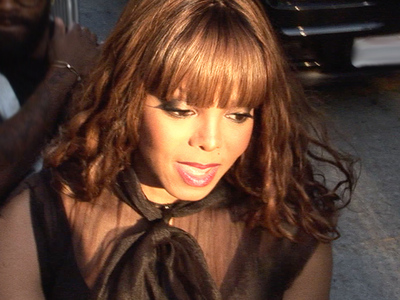Janet Jackson -- Performing at Major Sports Event ... Will Wardrobe Function?