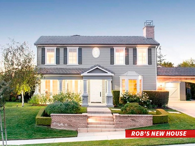 Rob Kardashian -- I Scored My Own New Home in the Family Compound (PHOTO)