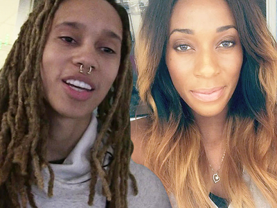 Brittney Griner & Glory -- Hash Out Terms Of Split ... Hand Over the Keurig!