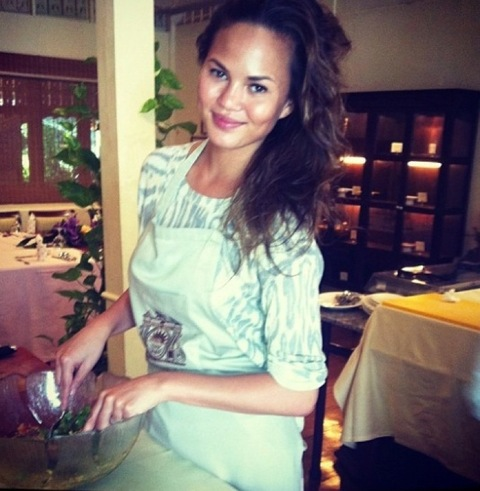 <p>Today is <span>Personal Chef Day</span> ... and who better to get your butter churning than amateur chef <span>Chrissy Teigen</span>?! What's cookin', good lookin'?</p> <span></span>