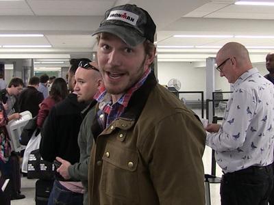 Chris Pratt -- Anna Will Get Fat Pratt in No Time Flat (VIDEO)