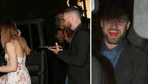 Justin Timberlake -- We Finally Got a Piece of the Piiiiiie!!!