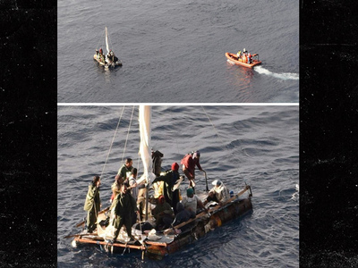 Pittsburgh Steelers -- Cruise Ship Rescues Stranded Refugees