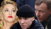 Madonna, Guy Ritchie -- Showdown in Rocco Custody War