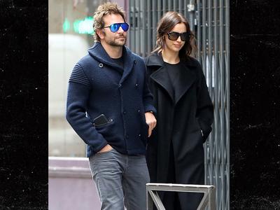 Bradley Cooper & Irina Shayk -- She's My Wednesday Supermodel (PHOTO)