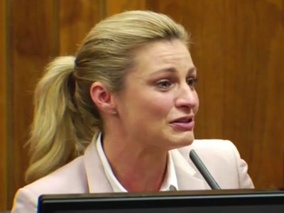 Erin Andrews -- Peephole Video Mocked by Marriott Rep's Friends