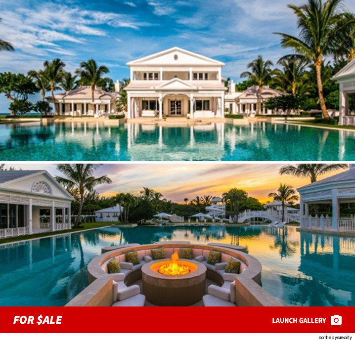 Celine Dion Florida Homewater Park Takes 30 Million Price Plunge