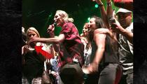 Matisyahu -- You're in a No Phone Zone ... Shuts Down Fan (VIDEO)