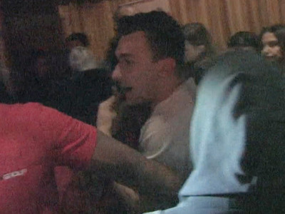 Johnny Manziel -- U.S. Party Tour Continues ... To L.A.'s Hottest Club (VIDEO)