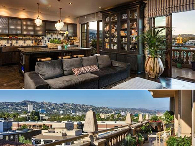 J. Paul Getty Heir -- Beverly Hills Apartment Hits Market for $23 Mil!!! (PHOTOS)