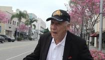 Mel Brooks -- 'Spaceballs 2' Posters Ain't Mine ... But I Love It!!! (VIDEO)