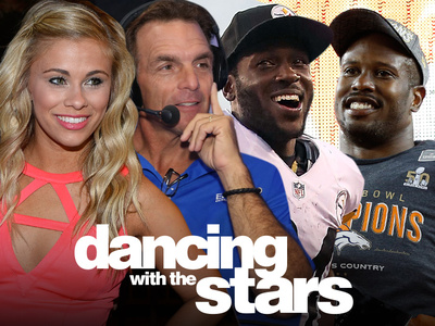 Von Miller -- Battling 'Full House' Star ... On 'Dancing with the Stars'