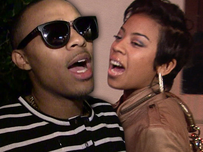 Keyshia Cole Denies Egg-xacting Revenge Over Bow Wow Breakup (PHOTOS)
