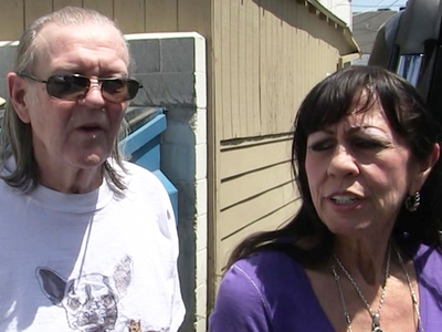 Eagles' Randy Meisner -- Loose Spurs to Blame in Wife's Shooting Death
