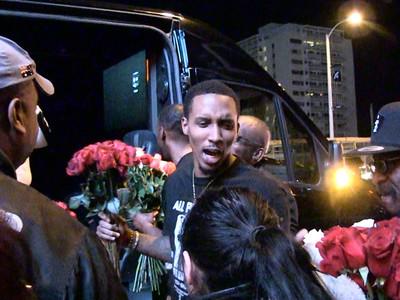 NBA's Brandon Jennings -- Deflowered At Nightclub ... Gimme My Roses Back! (VIDEO)