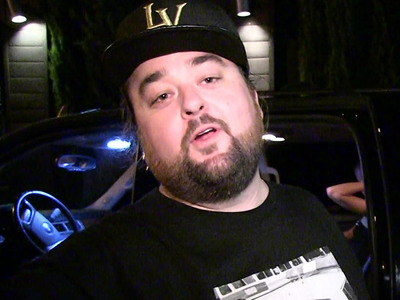 Chumlee -- I'm Not Feeling the DJ Thing After Vegas Arrest