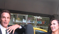 Doug Flutie -- Hilarious Dance Advice ... From TMZ Camera Guy (Video)