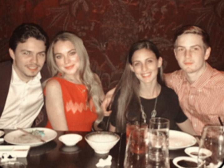 Dina Lohan: Get On It, Lindsay ... I Want Russian Grandbabies