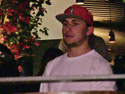 Johnny Manziel -- Clubbing Again ... 4th Night In a Row (VIDEO)