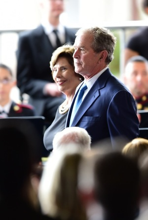 Nancy Reagan's Funeral