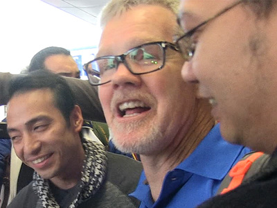 Freddie Roach -- I Can't Help Justin Bieber ... 'I Don't Train Girls' (VIDEO)