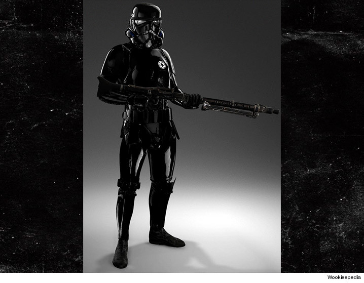 Star Wars: New Stormtrooper Gets His Government Papers