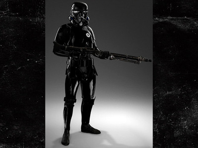 'Star Wars' -- New Stormtrooper Gets His Government Papers