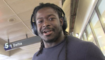 Eddie Lacy -- I Haven't Weighed Myself ... 'I Don't Do Scales' (VIDEO)